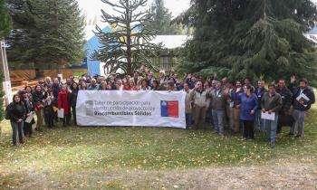 Ministra de Energía encabeza intensa agenda en Aysén y participa en taller ciudadano que entregará insumos par...