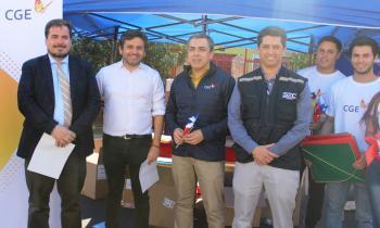 Campaña del Volantín Seguro en Arica y Parinacota