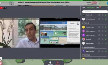 Junto a la Universidad Federico Santa María: Ministerio de Energía realiza webinar de electromovilidad