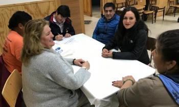 Seremi de Energía lideró tres Diálogos Ciudadanos en la ciudad de Puerto Montt