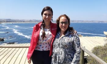 Seremi de Energía visita la Estación Costera de Investigaciones Marinas