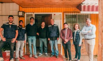 Ya se encuentran generando los paneles solares que se adjudicó Aldeas Infantiles SOS de Quilpué