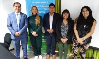 Cierre de Actividades del Programa Educativo Integral de Eficiencia Energética en la Región