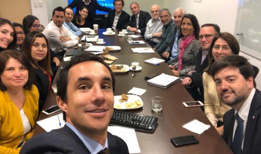 Ministro Jobet y subsecretario López participaron en la primera sesión del nuevo Consejo de la Sociedad Civil del Ministerio de Energía