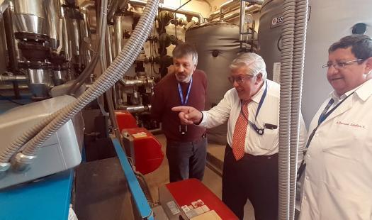 Arrancó proceso licitatorio para dotar con equipos de cogeneración a hospital de Natales y de Porvenir