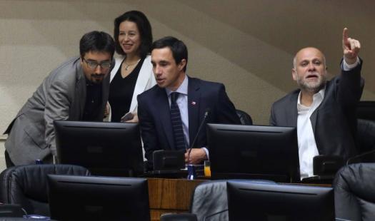 En votación unánime: Senado aprobó en general la Ley Corta de Distribución