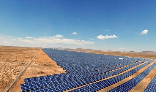Mainstream cierra acuerdo para financiar parque solar en Atacama