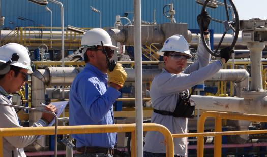 Chile comenzó a exportar gas  a Argentina