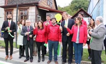 Subsecretario López inaugura l...
