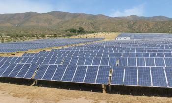 Parque Solar inyectará energía...