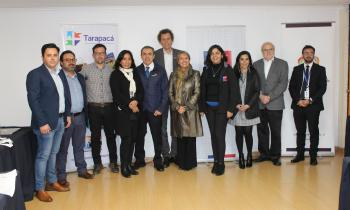 Imparten taller especializado para comunicadores de Iquique