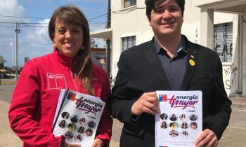 Autoridades lanzan Revista Ene...