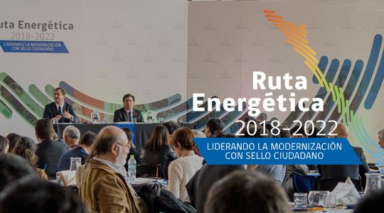 Ruta Energética: Liderando la modernización energética con sello ciudadano